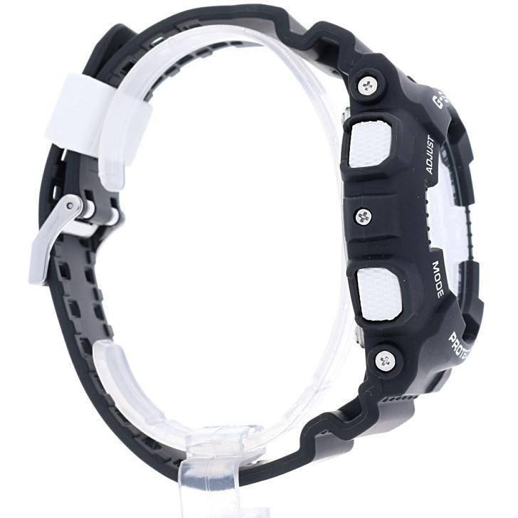 acheter montres homme Casio GA-100BW-1AER