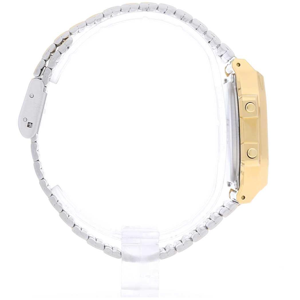 acquista montres unisex Casio A168WEGC-3EF