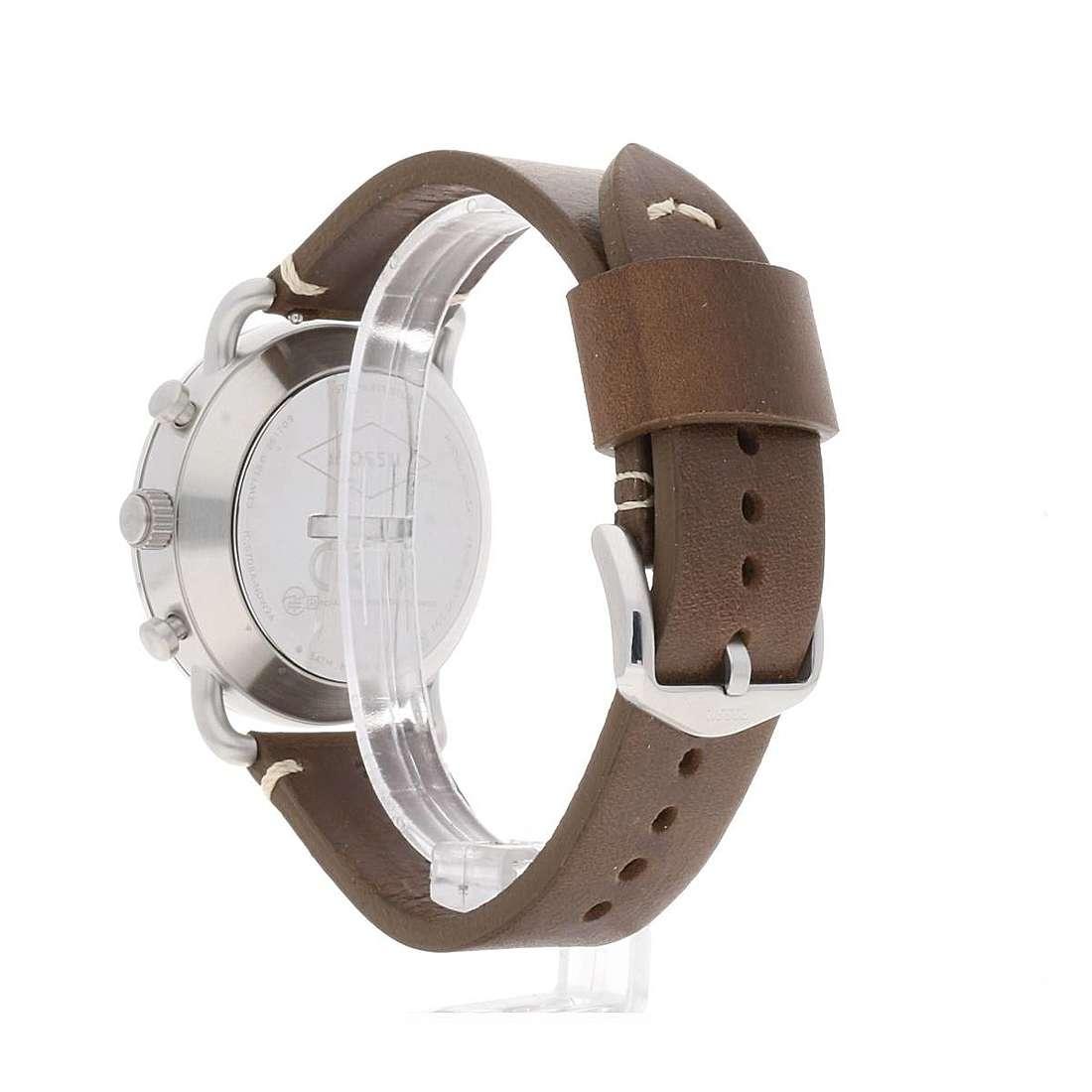 Commuter Smartwatch Mann Uhr Fossil Q Ftw1150 N0OkXn8PZw