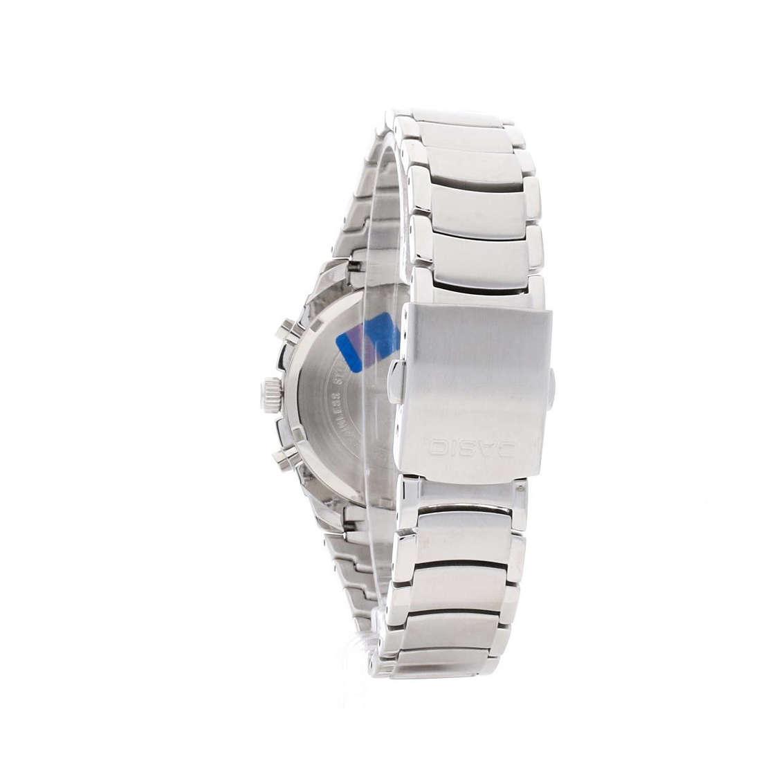 new watches man Casio EF-512D-1AVEF