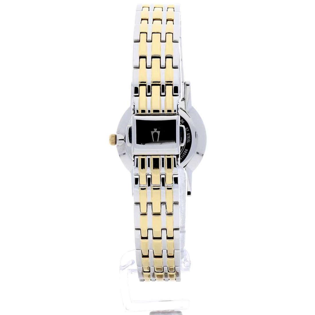 nouvelles montres femme Bulova 98S115
