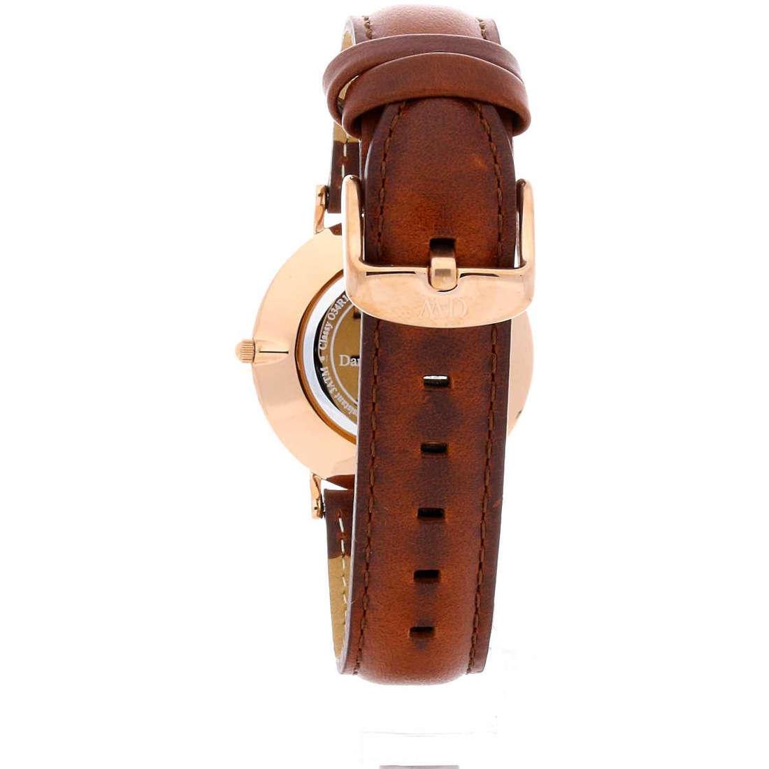 nouvelles montres femme Daniel Wellington DW00100075