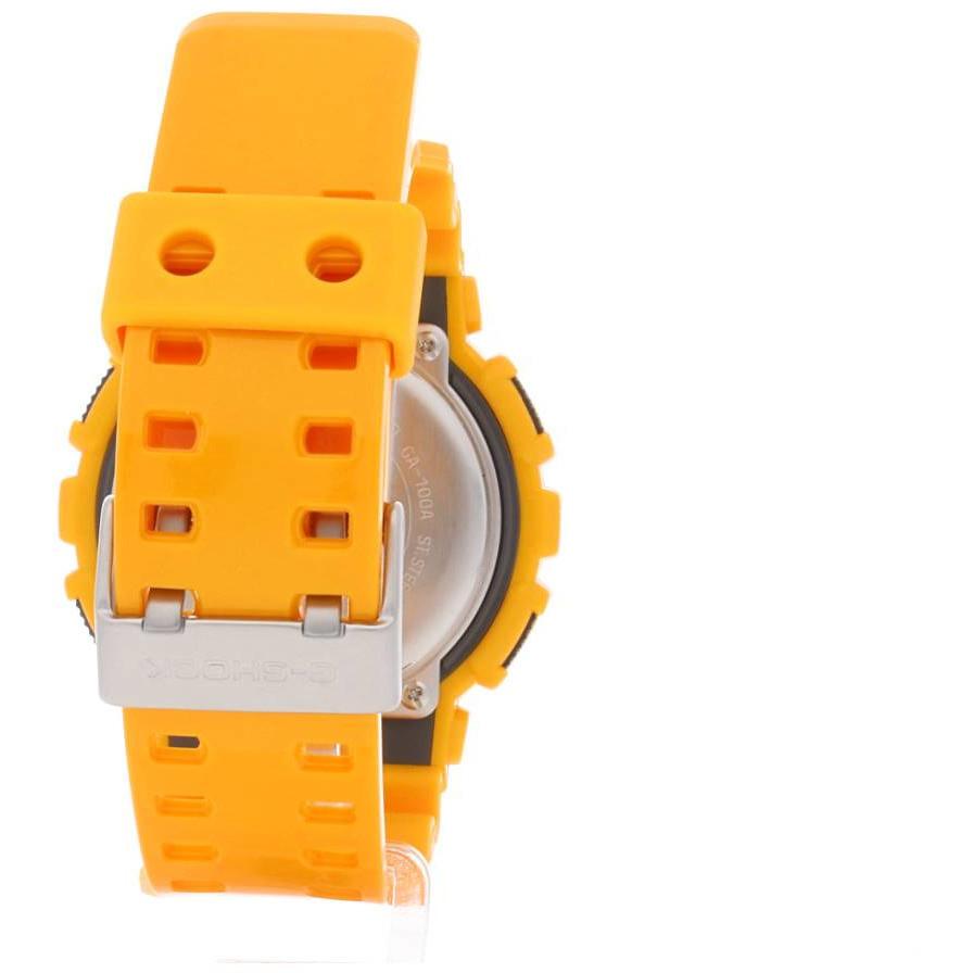 nouvelles montres homme Casio GA-100A-9AER