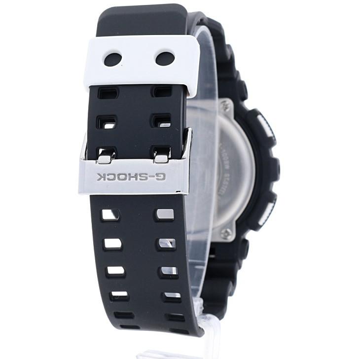 nouvelles montres homme Casio GA-100BW-1AER