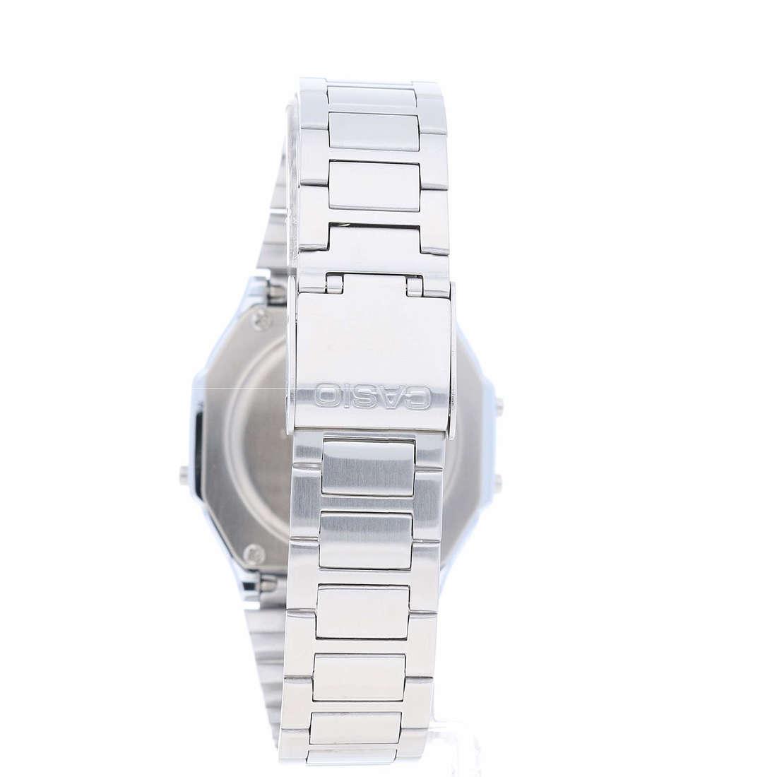 nouvelles montres unisex Casio A164WA-1VES