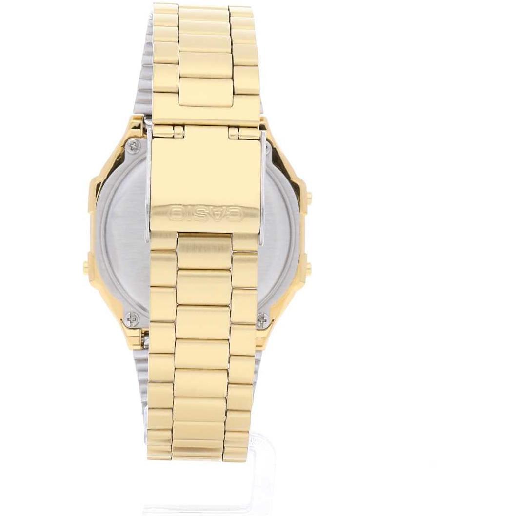nouvelles montres unisex Casio A168WEGC-3EF