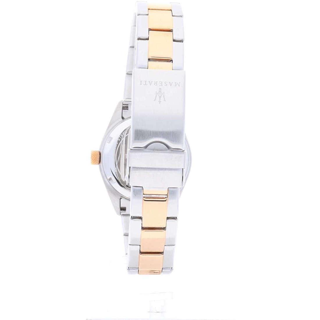 novità orologi donna Maserati R8853100504