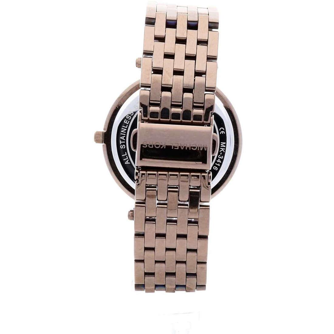 novità orologi donna Michael Kors MK3416