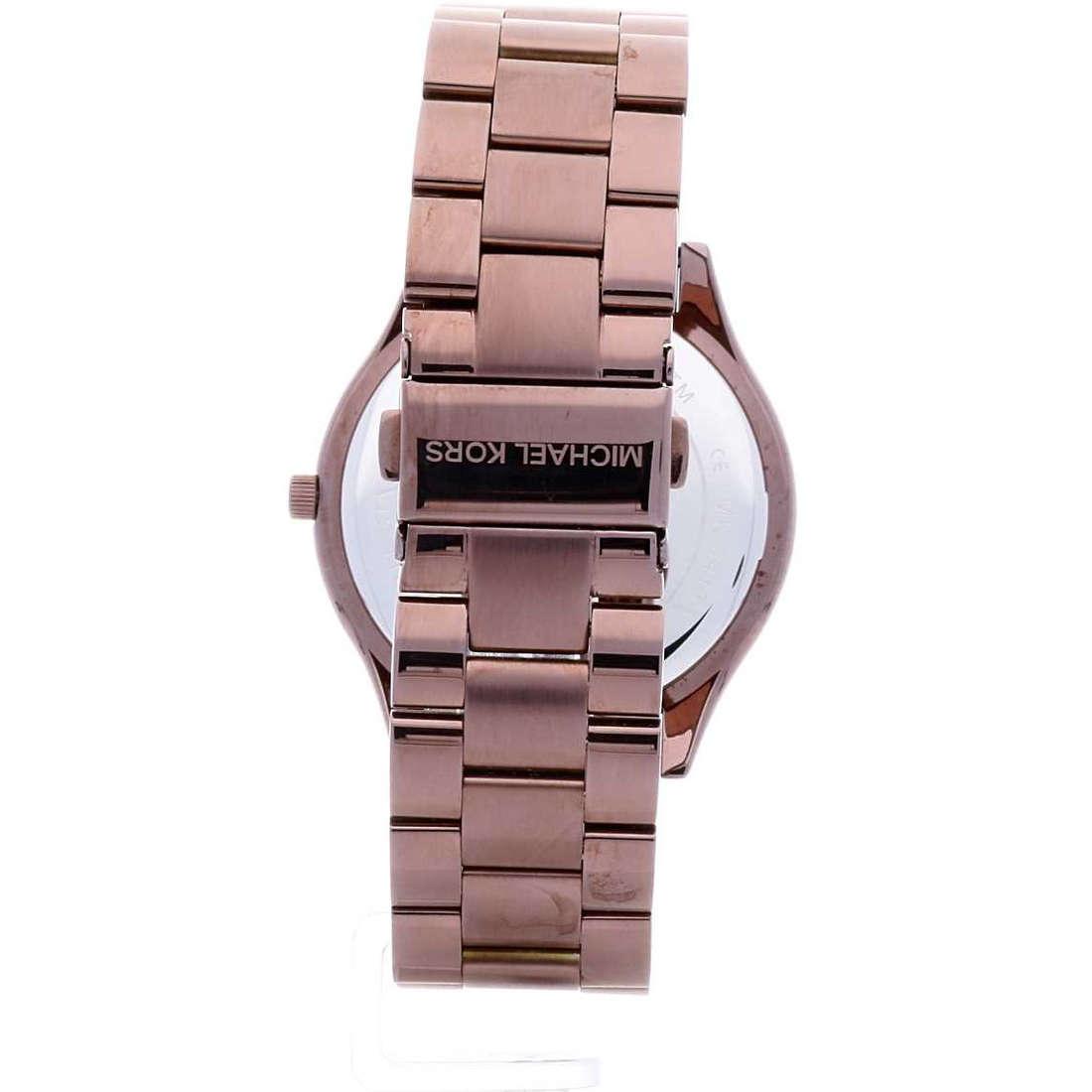 novità orologi donna Michael Kors MK3418