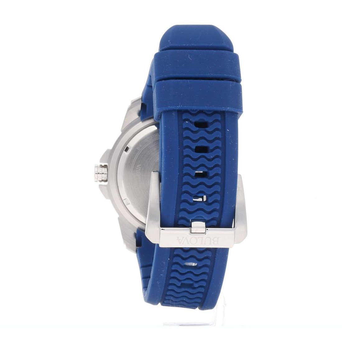 novità orologi uomo Bulova 98B208