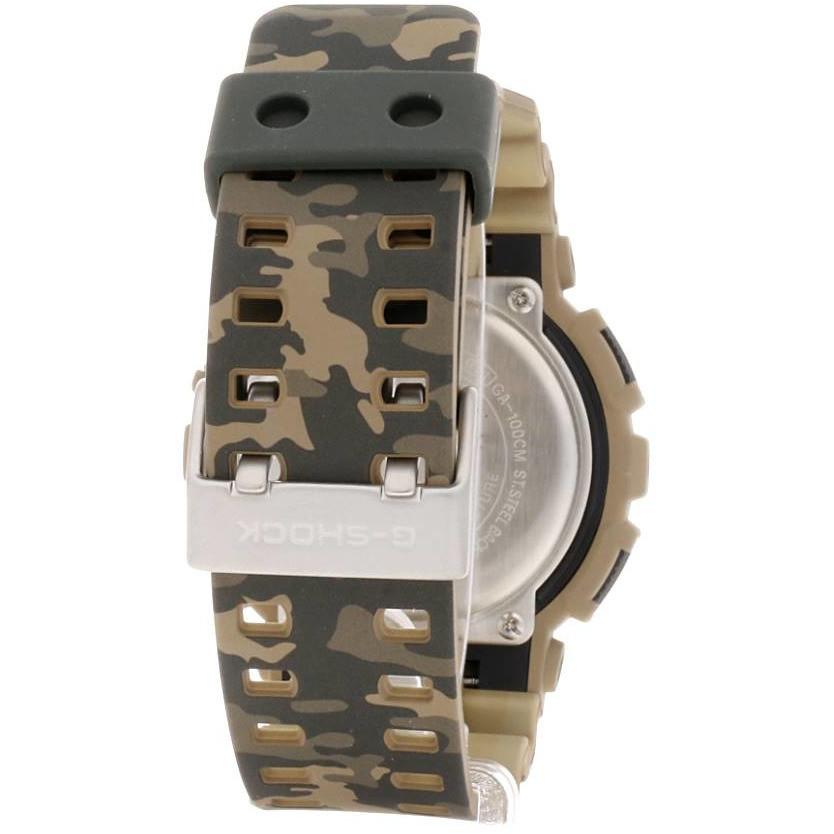 novità orologi uomo Casio GA-100CM-5AER
