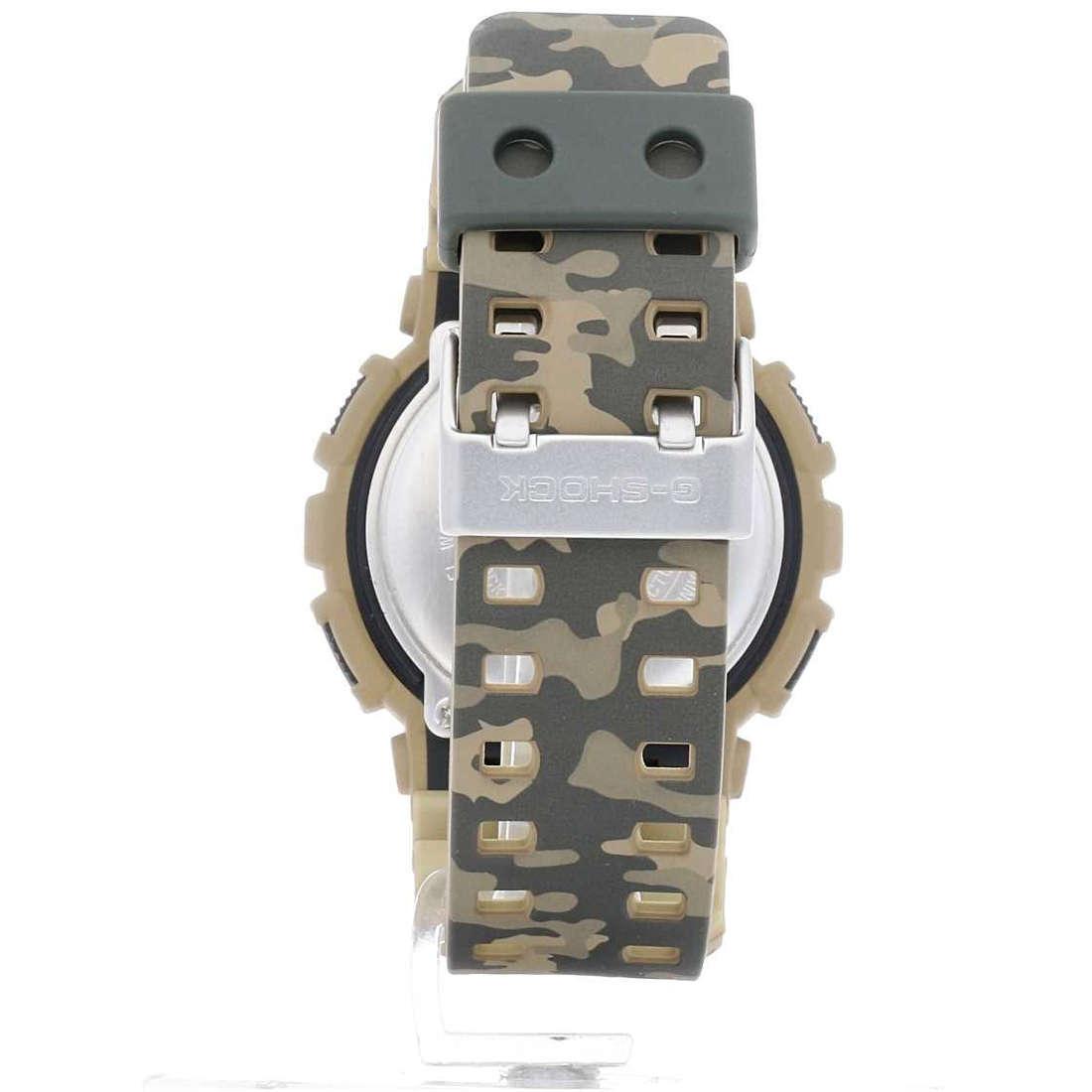 novità orologi uomo Casio GD-120CM-5ER