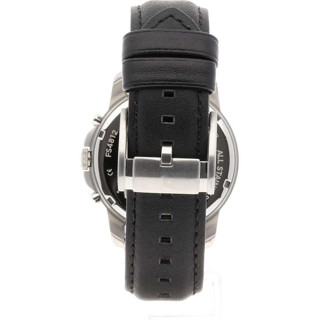 novità orologi uomo Fossil FS4812