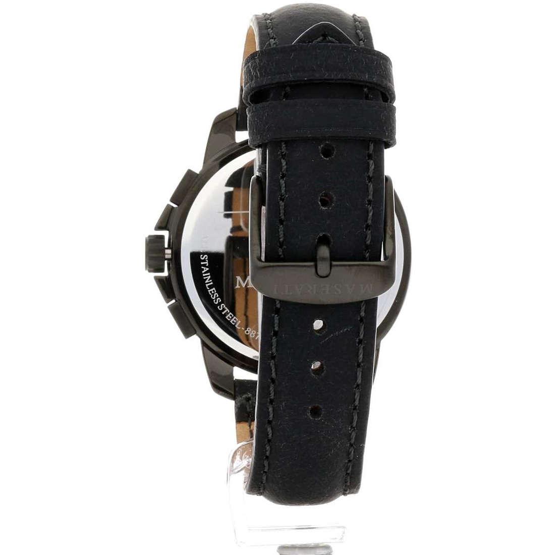 novità orologi uomo Maserati R8851108010
