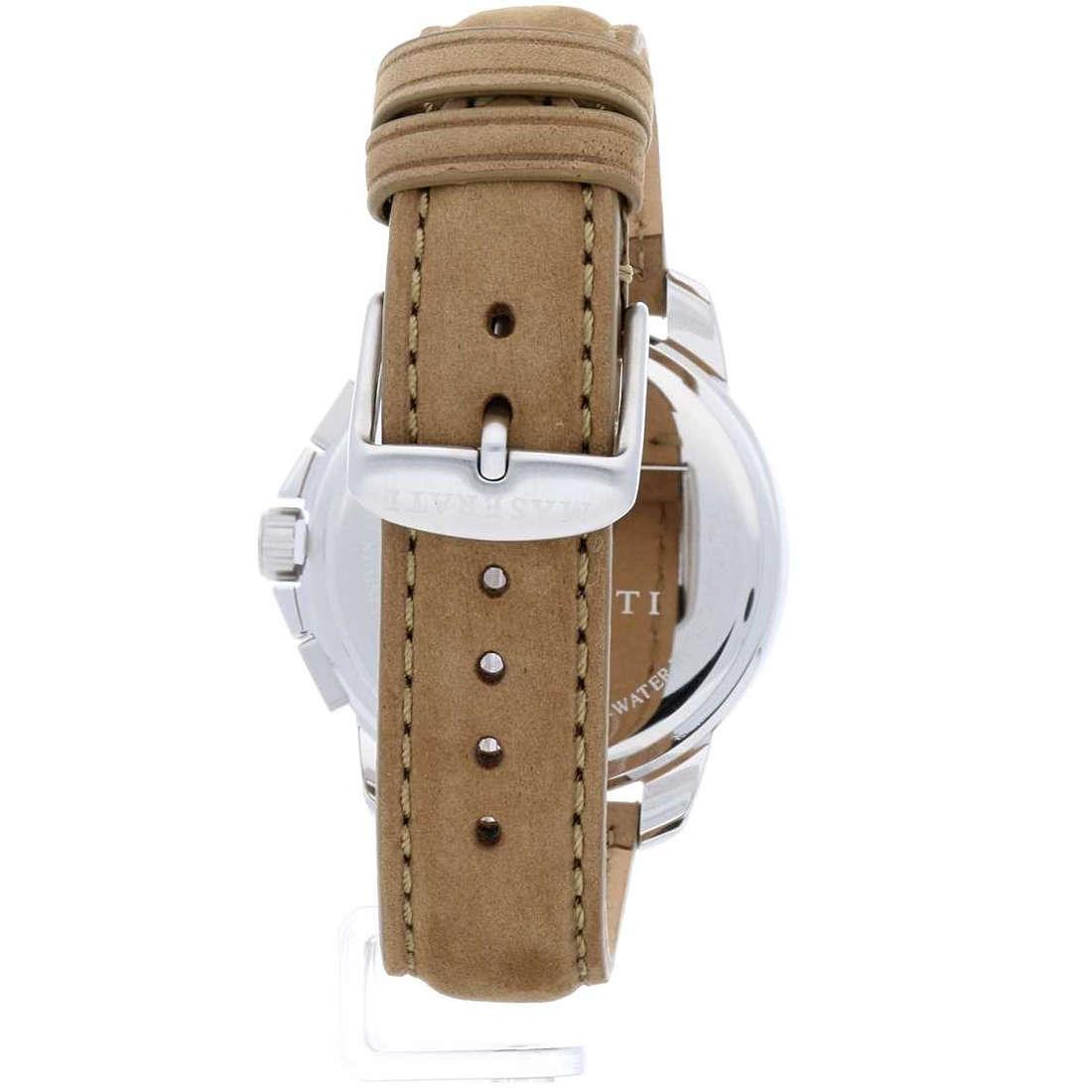 novità orologi uomo Maserati R8851121004