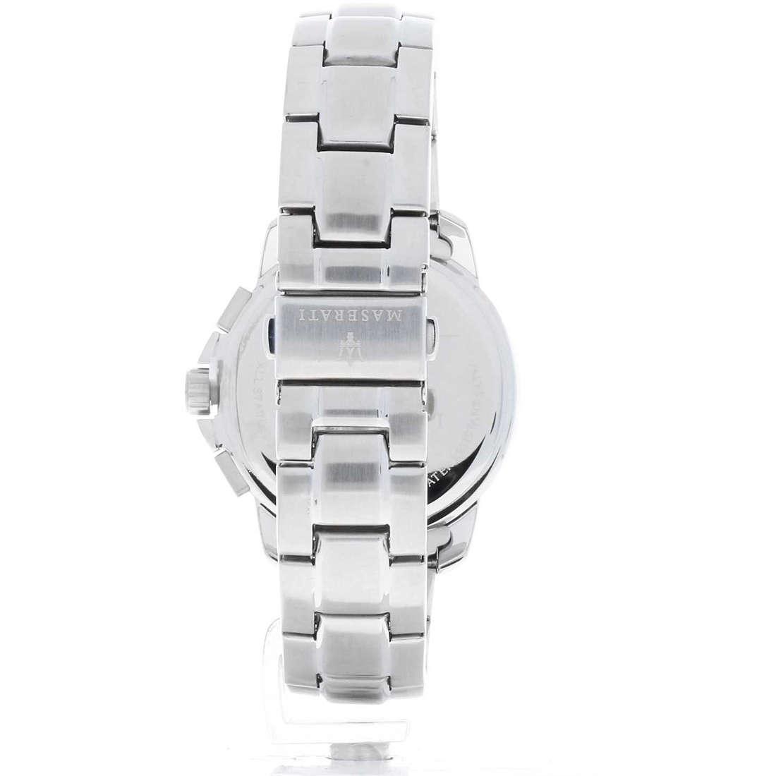 novità orologi uomo Maserati R8873621002