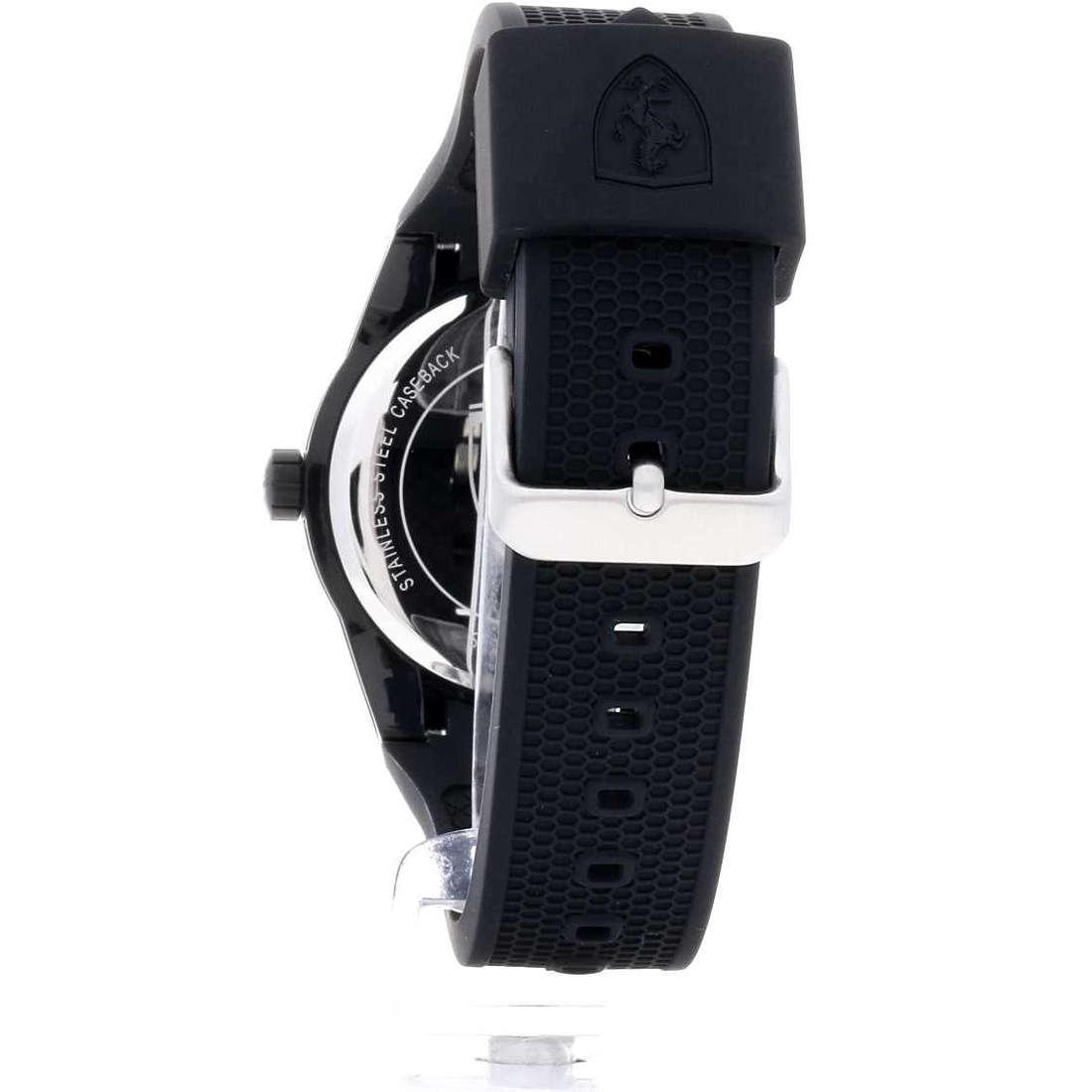 novità orologi uomo Scuderia Ferrari FER0830248