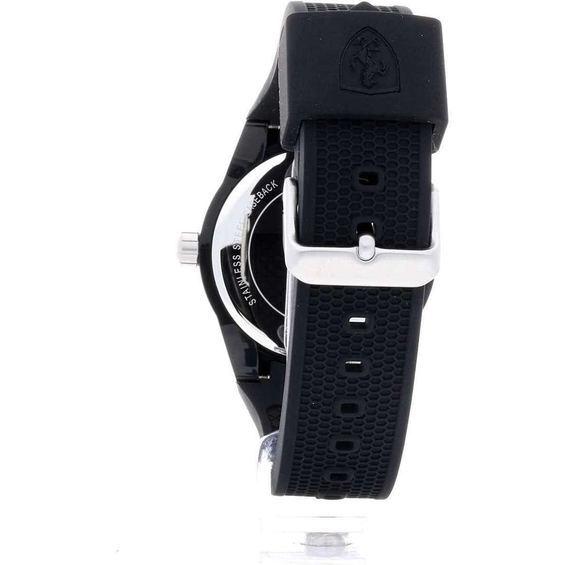 novità orologi uomo Scuderia Ferrari FER0830253