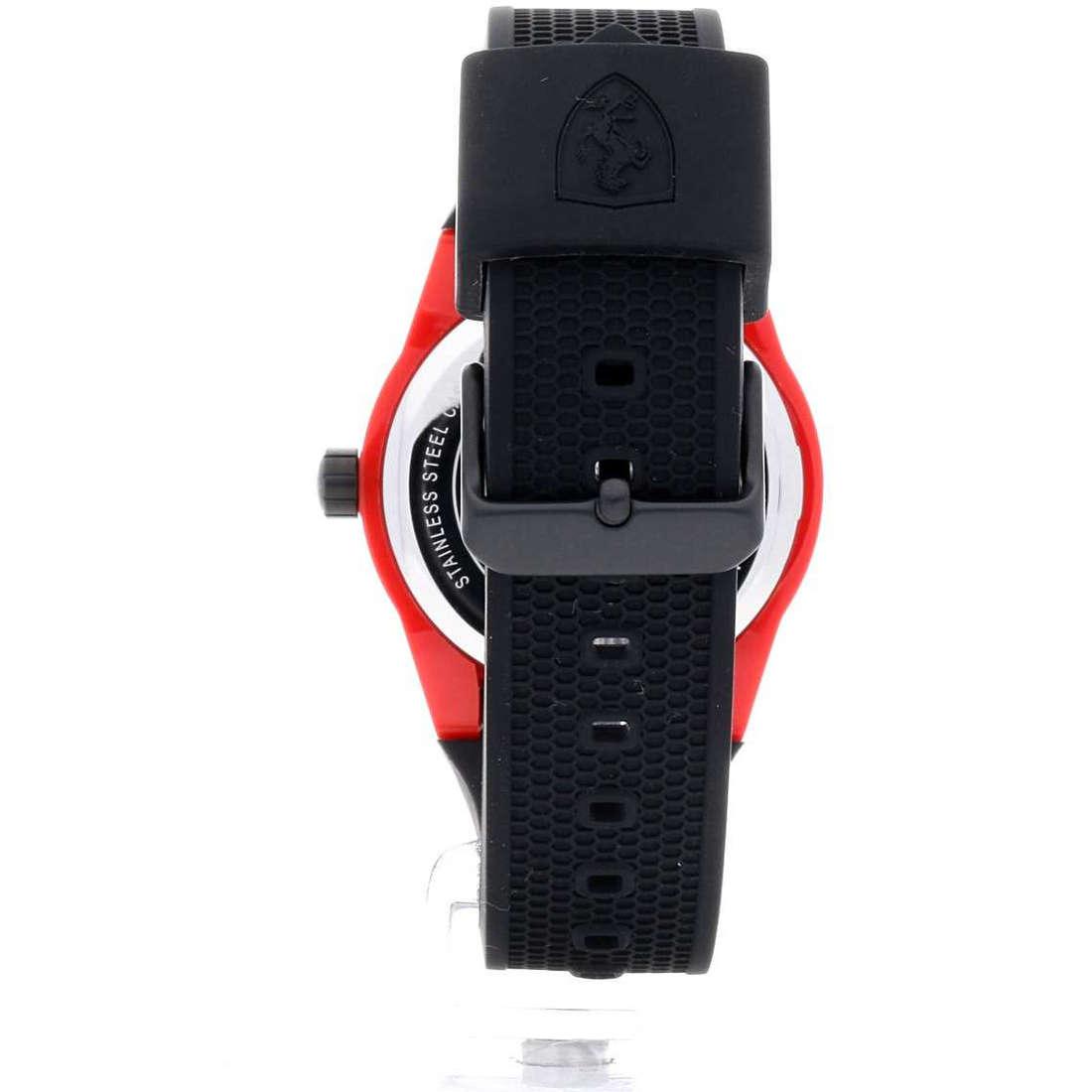 novità orologi uomo Scuderia Ferrari FER0830255
