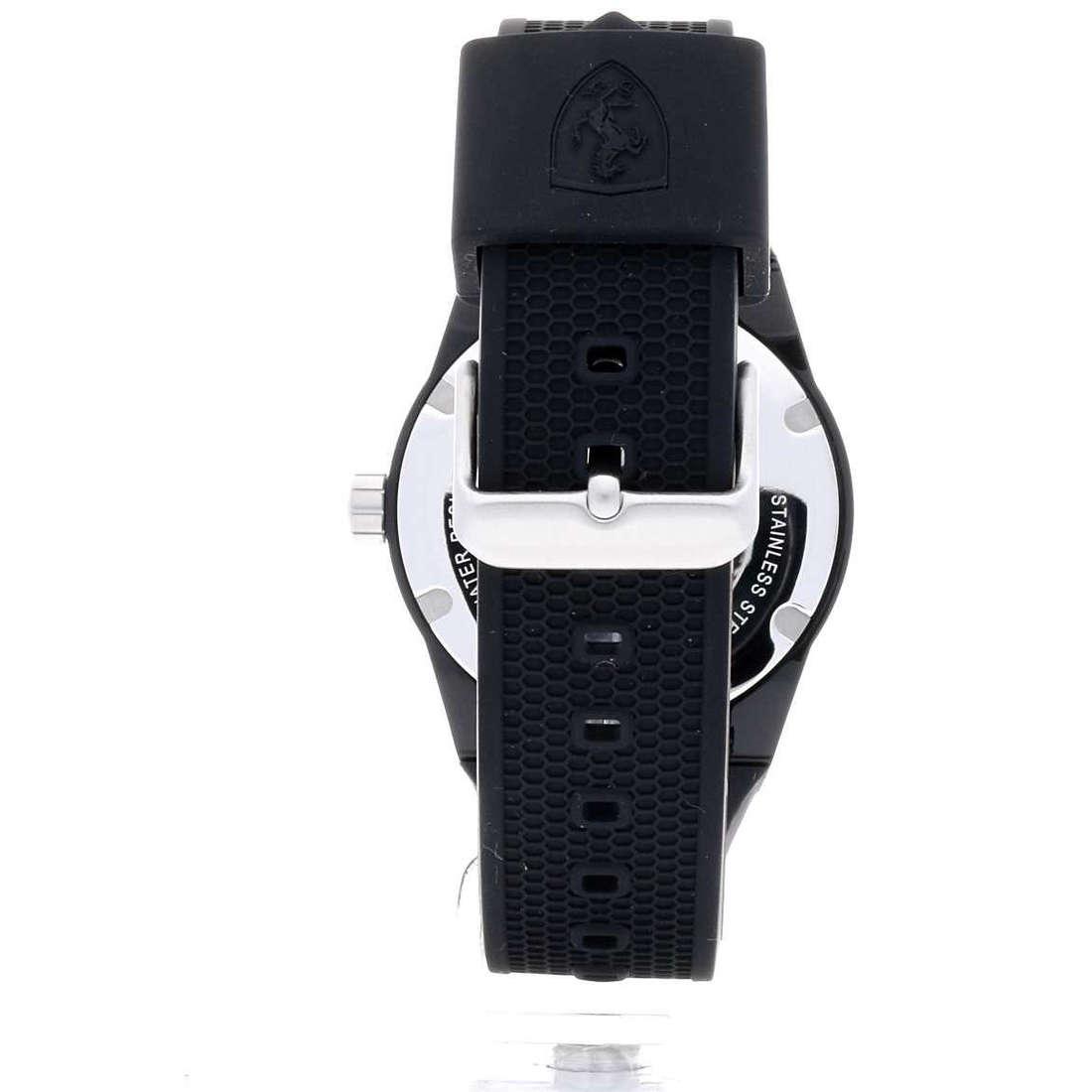 novità orologi uomo Scuderia Ferrari FER0830277