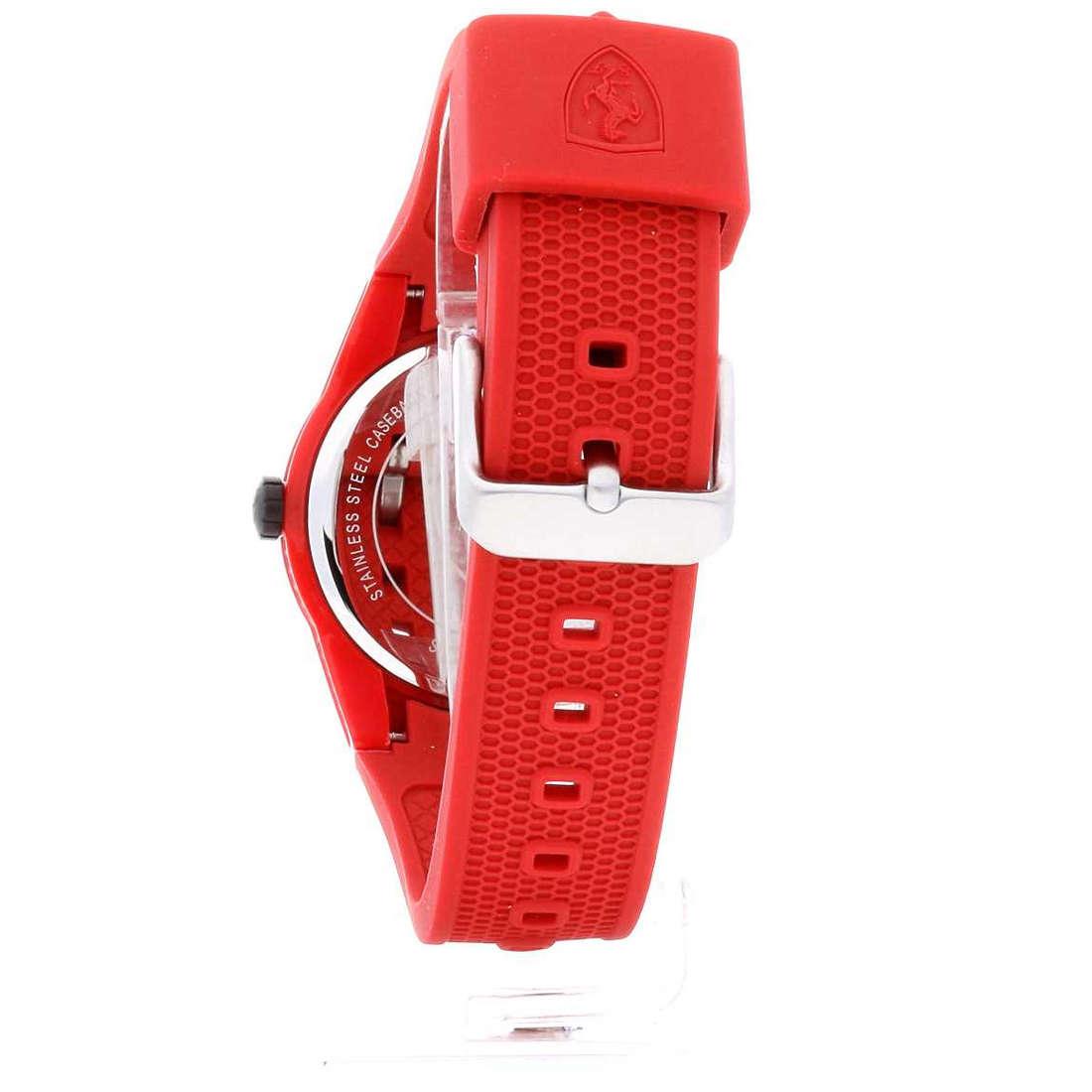 novità orologi uomo Scuderia Ferrari FER0840005