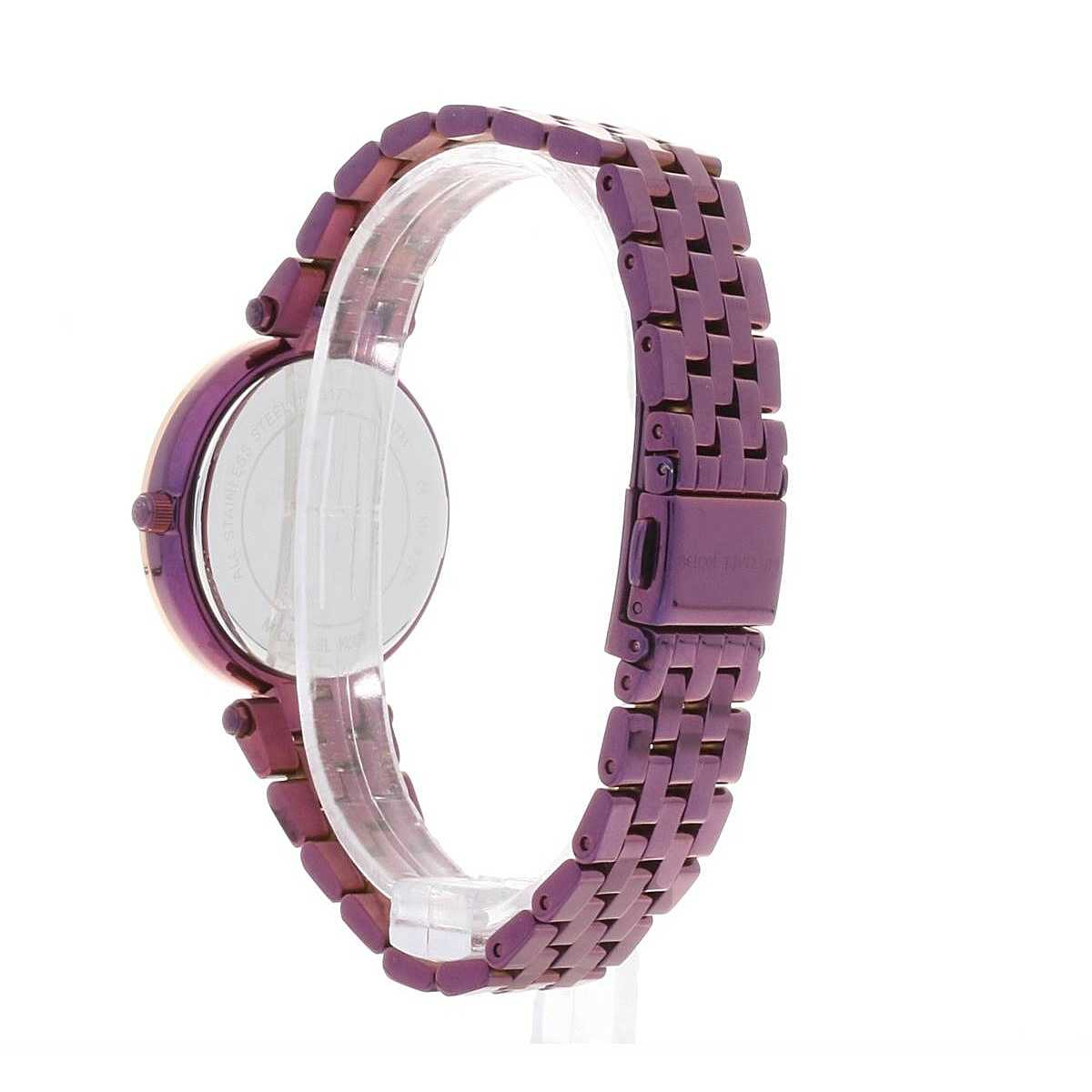 864d42246771 watch only time woman Michael Kors Mini Darci MK3725 only time ...