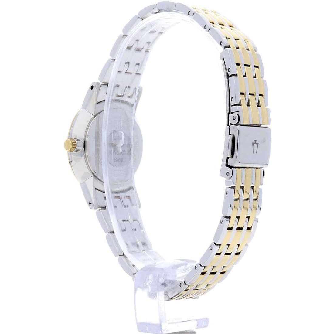 offerte orologi donna Bulova 98S115