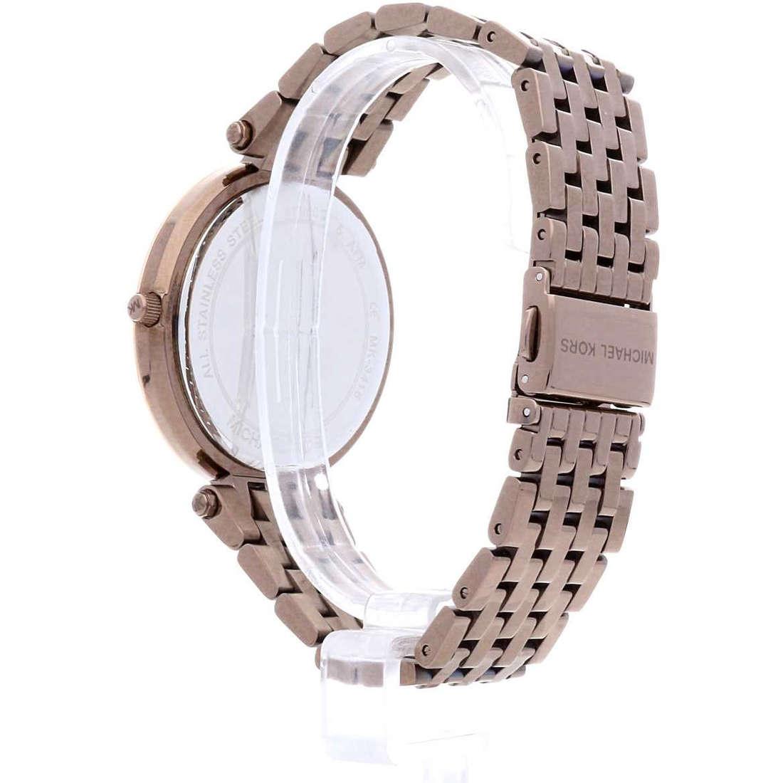 offerte orologi donna Michael Kors MK3416