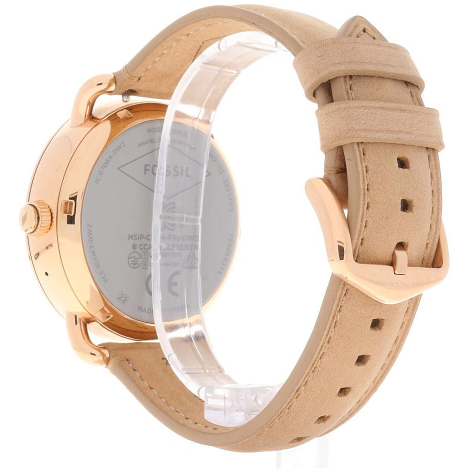 offres montres femme Fossil FTW2102