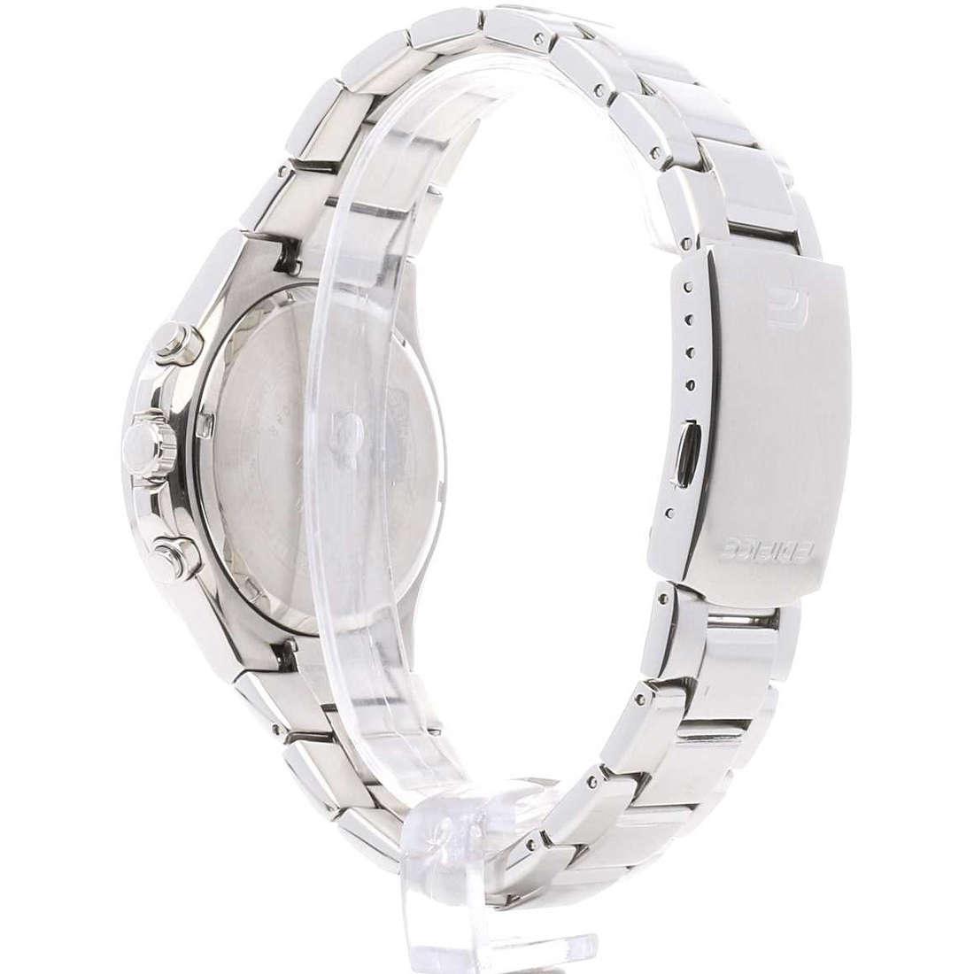 offres montres homme Casio EF-562D-1AVEF