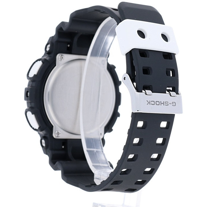 offres montres homme Casio GA-100BW-1AER