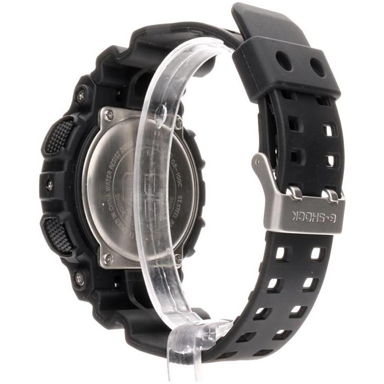offres montres homme Casio GA-100C-1A3ER