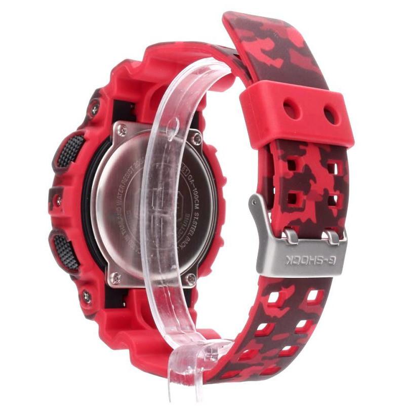 offres montres homme Casio GA-100CM-4AER