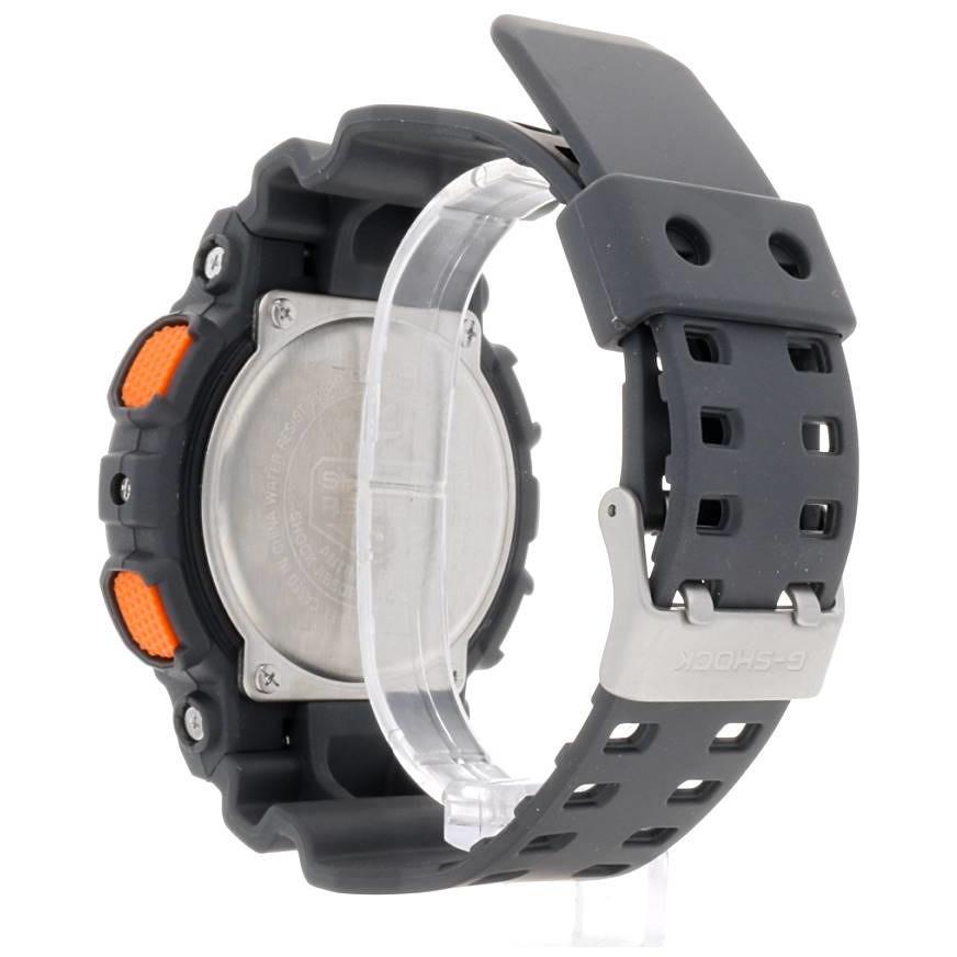 offres montres homme Casio GA-110TS-1A4ER