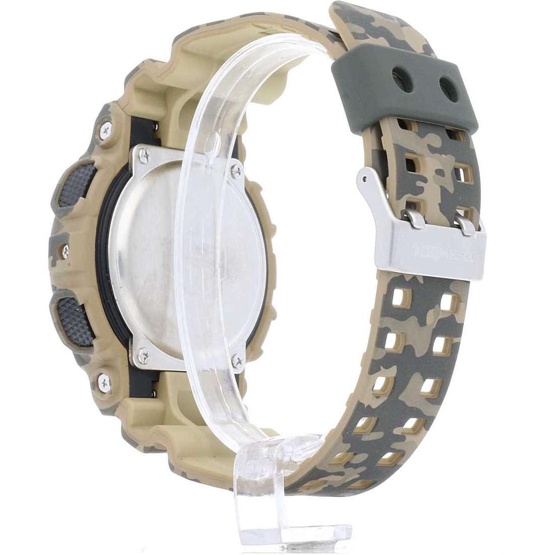 offres montres homme Casio GD-120CM-5ER