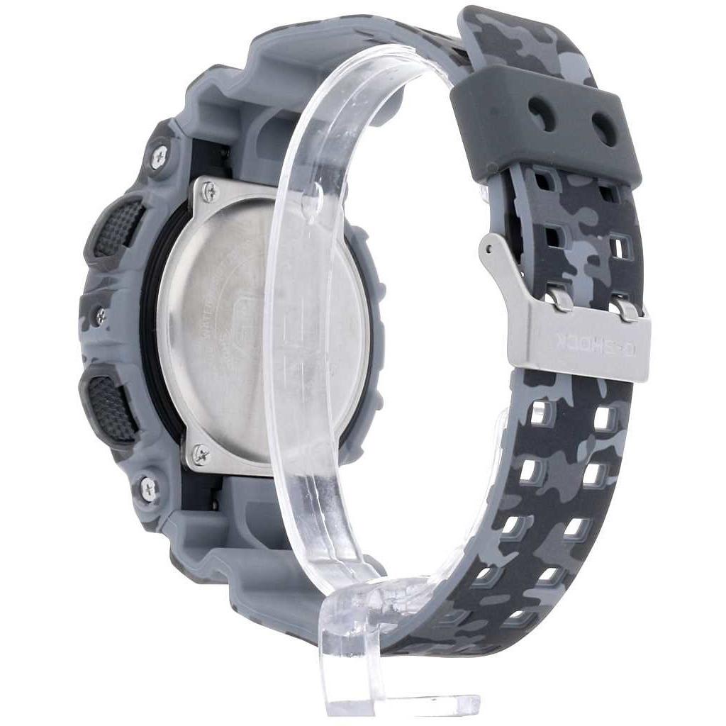 offres montres homme Casio GD-120CM-8ER