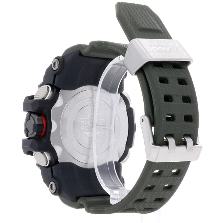offres montres homme Casio GWG-1000-1A3ER