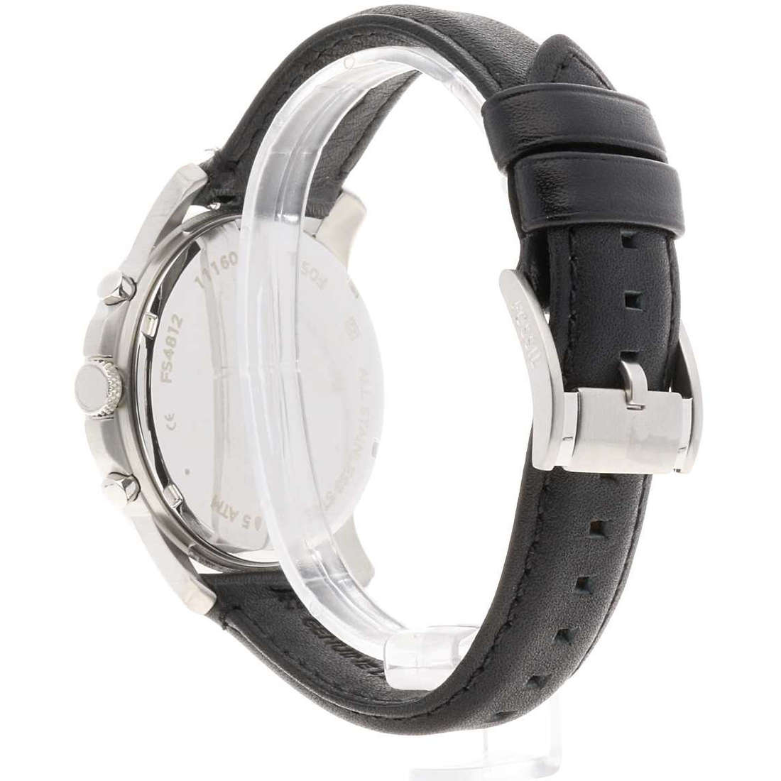 offres montres homme Fossil FS4812
