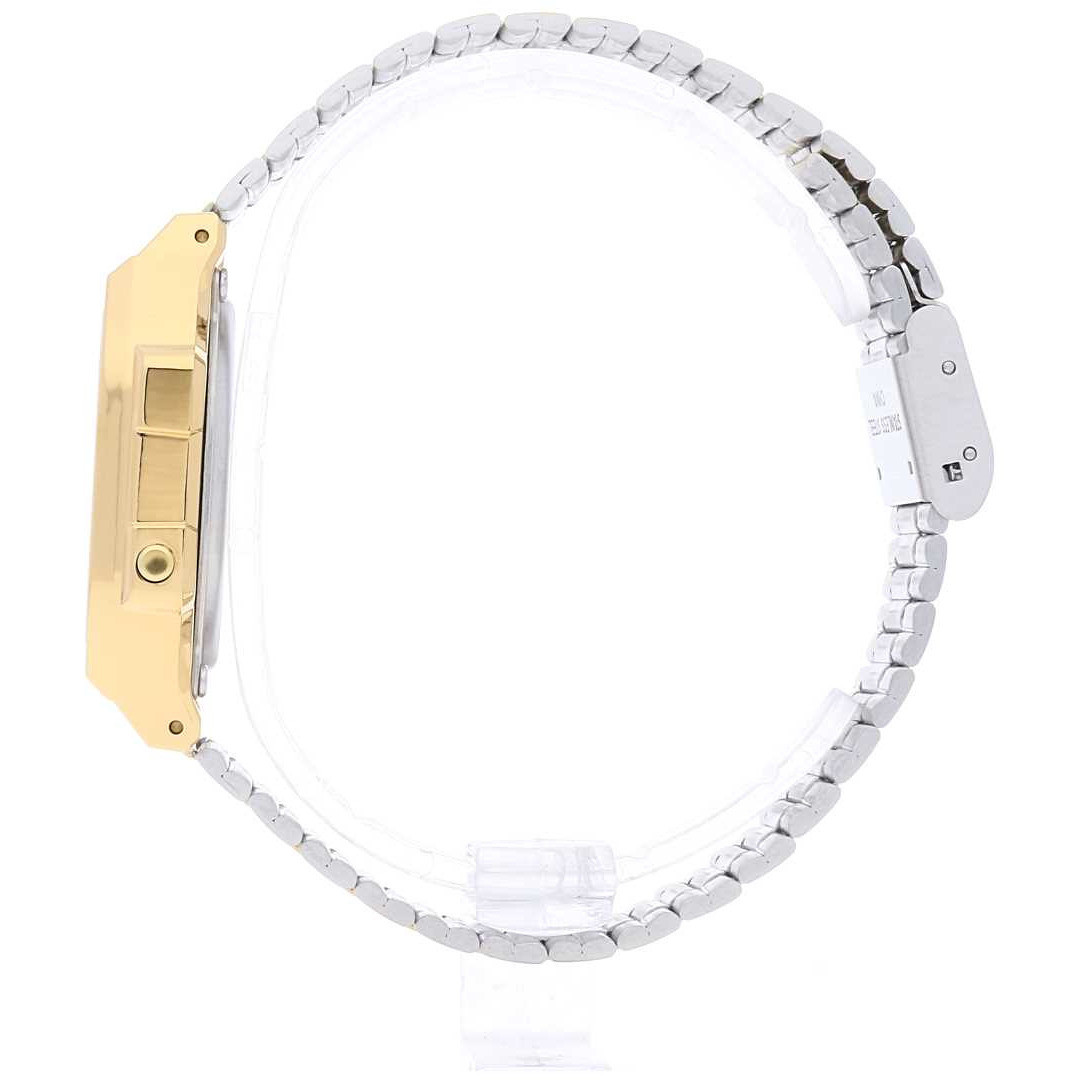 prezzi montres unisex Casio A168WEGC-3EF