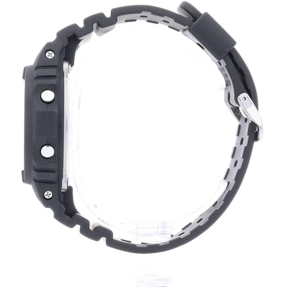 prezzi orologi uomo Casio DW-5600E-1VER