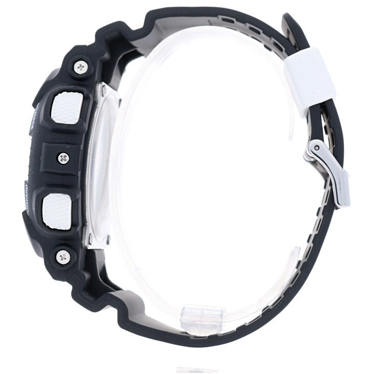 prix montres homme Casio GA-100BW-1AER