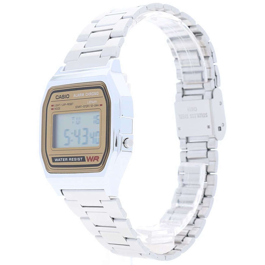 sale watches woman Casio A158WEA-9EF