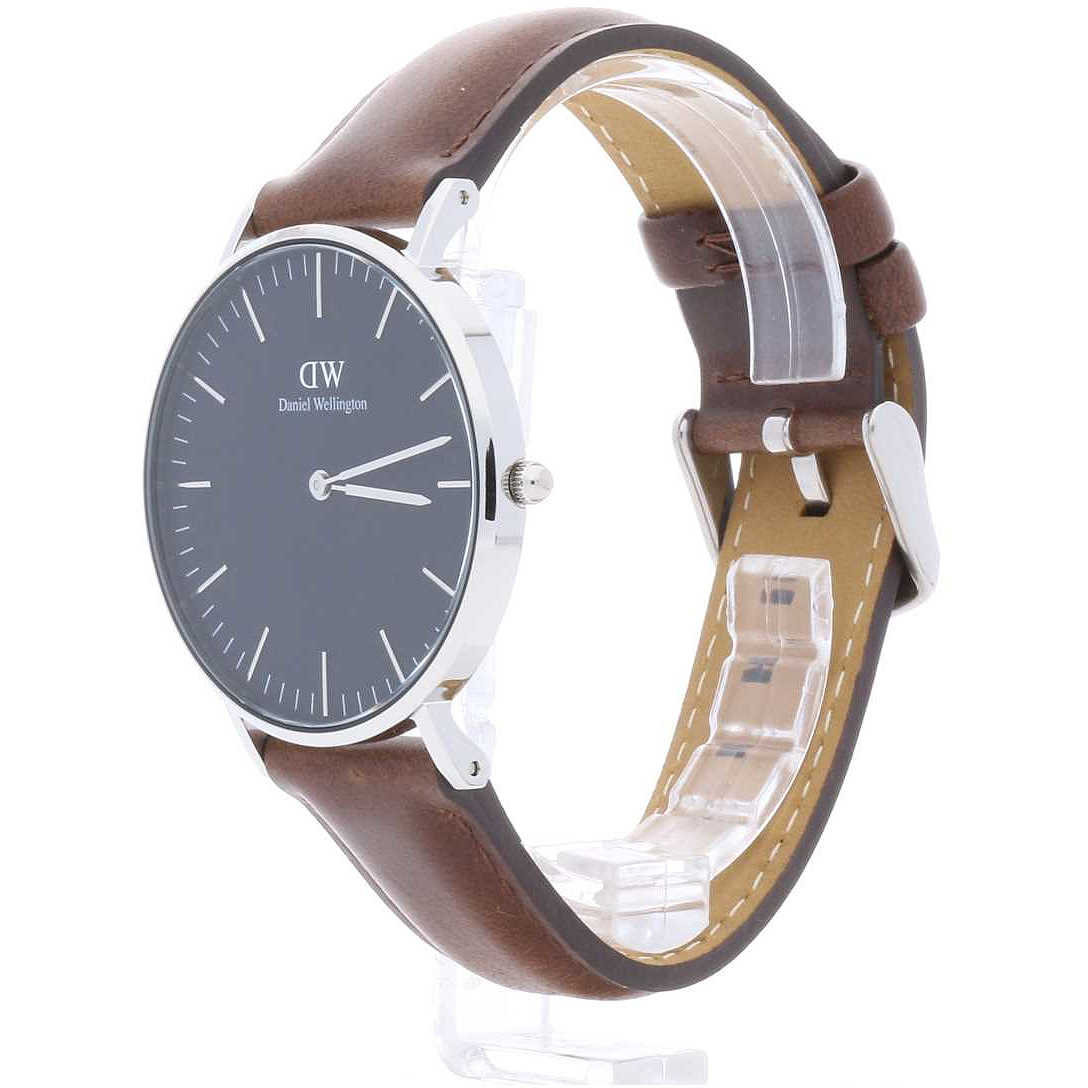 black stainless products steel watch all inlay treehut watches brown hut walnut arthur tree wooden wood