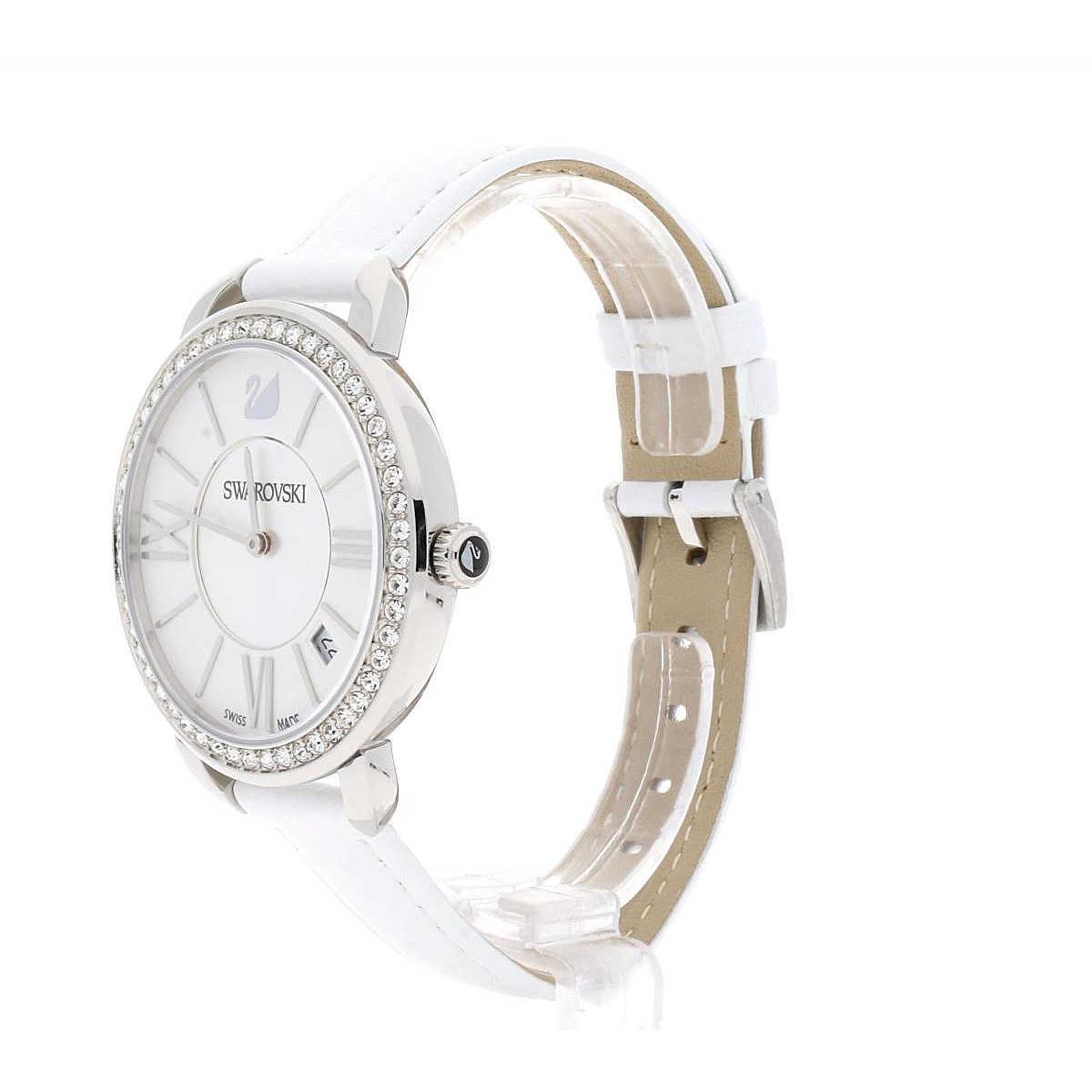 Kết quả hình ảnh cho Swarovski Dreamy Mother of Pearl Dial 11 Crystals Women Watch 5199946
