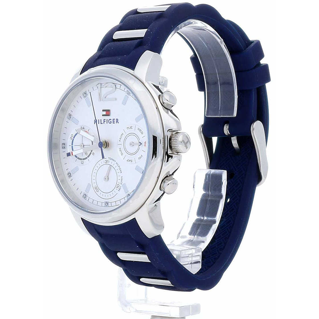 915c26442ed3a watch multifunction woman Tommy Hilfiger Claudia THW1781746 ...