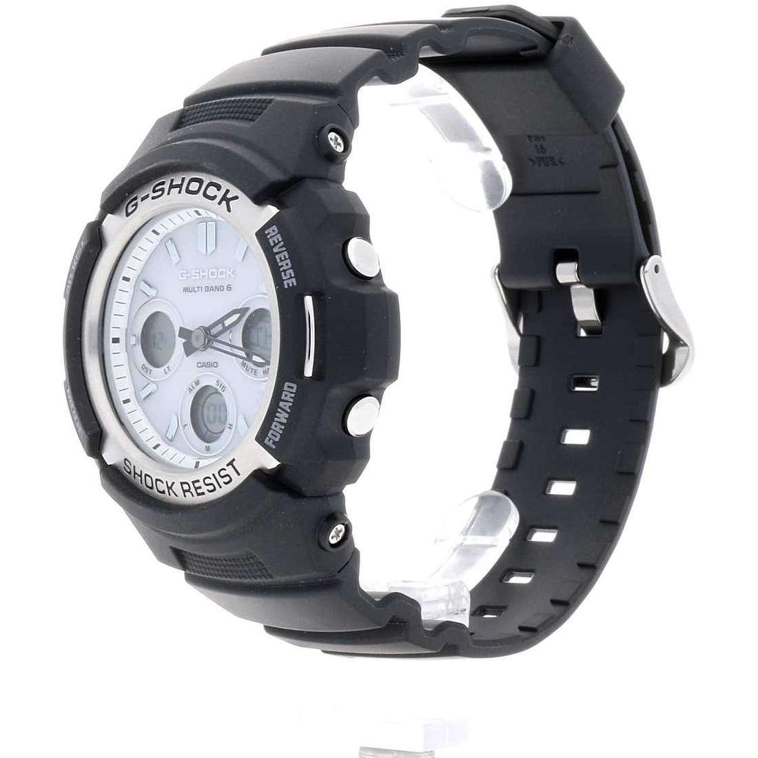 vendita montres homme Casio AWG-M100S-7AER