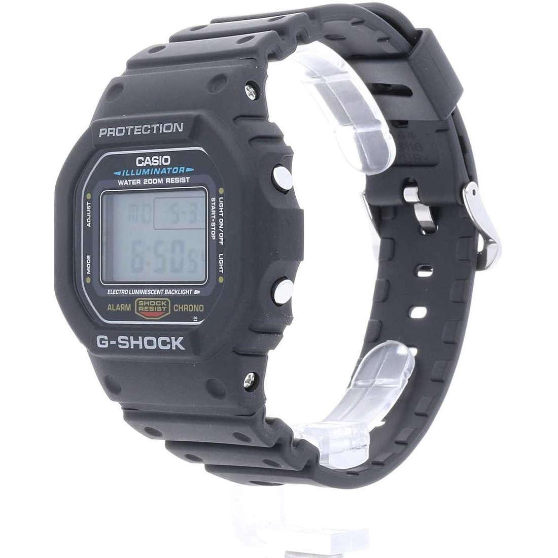 vendita montres homme Casio DW-5600E-1VER