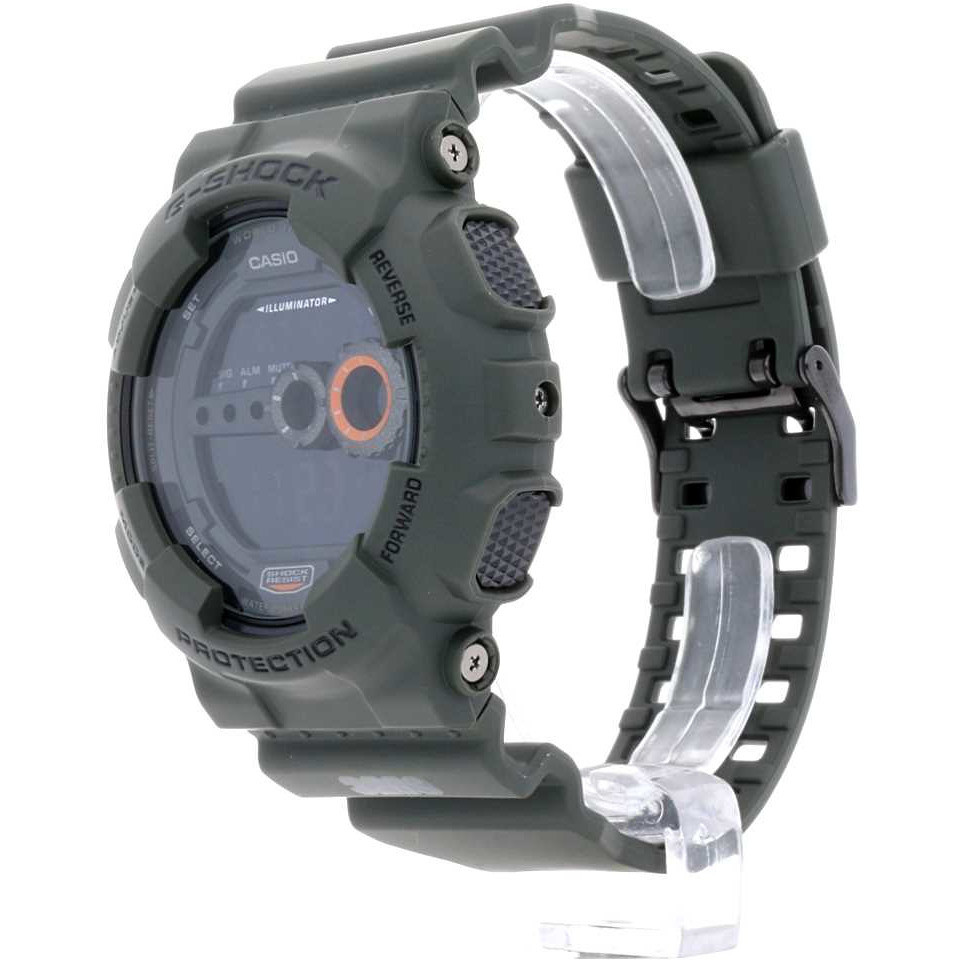 vendita montres homme Casio GD-100MS-3ER