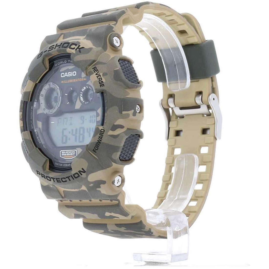vendita montres homme Casio GD-120CM-5ER