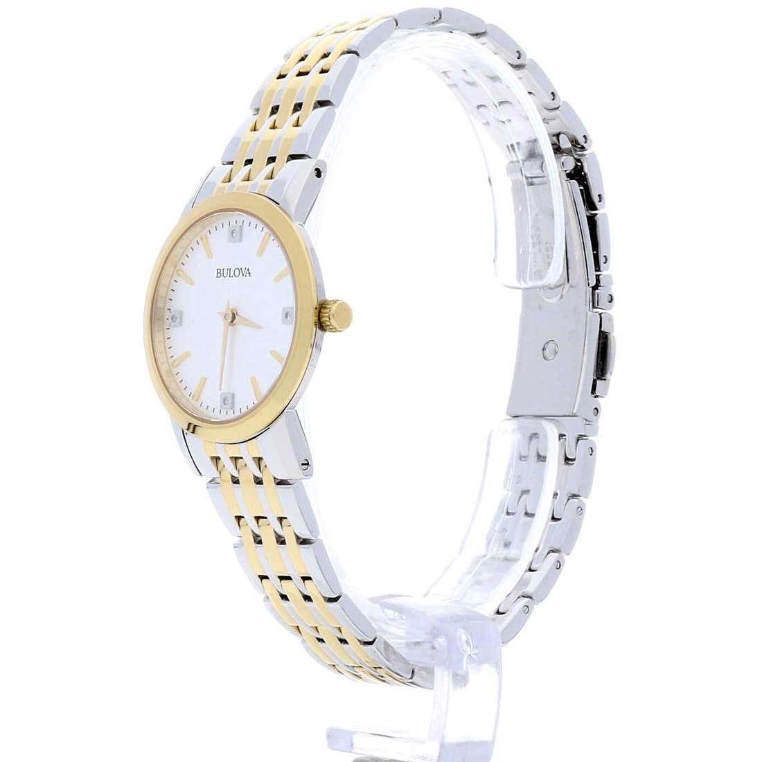 vendita orologi donna Bulova 98S115
